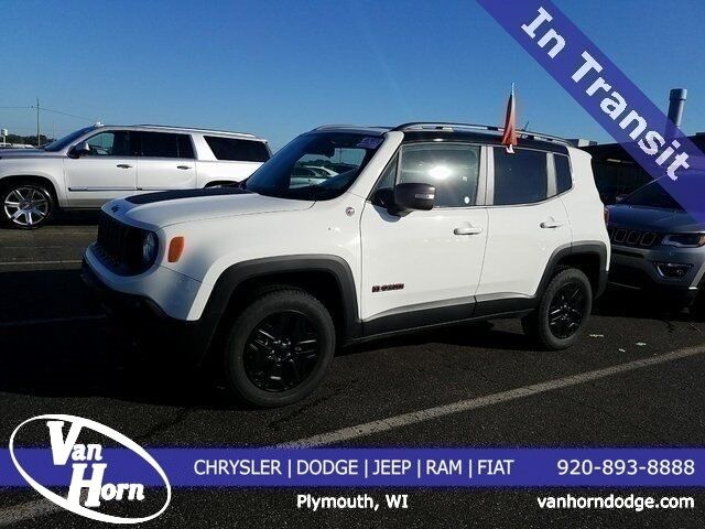 2018 Jeep Renegade Trailhawk Plymouth WI