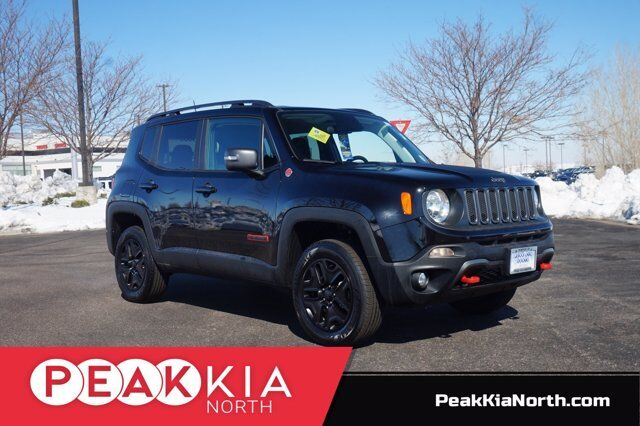 2018 Jeep Renegade Trailhawk Windsor CO