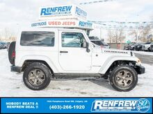 2018_Jeep_Wrangler JK_Golden Eagle 4x4, Manual, ONLY 11000 KMS! Bluetooth, SiriusXM_ Calgary AB