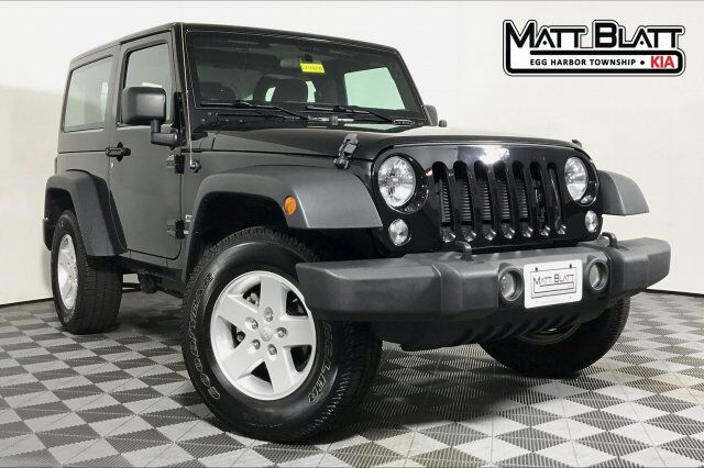 2018 Jeep Wrangler JK Sport S Egg Harbor Township NJ
