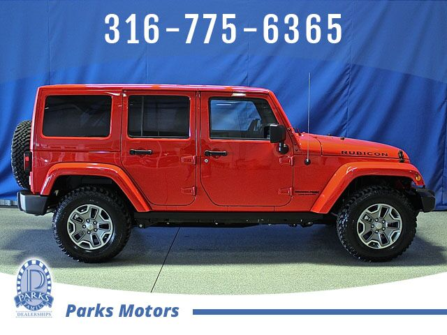 2018 Jeep Wrangler JK Unlimited Rubicon Wichita KS