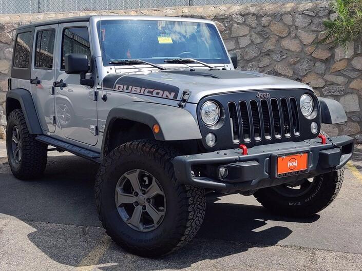 2018 Jeep Wrangler JK Unlimited Rubicon Recon El Paso TX