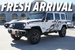 2018_Jeep_Wrangler JK Unlimited_Rubicon_ Weslaco TX
