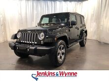 2018_Jeep_Wrangler JK Unlimited_Sahara 4x4_ Clarksville TN