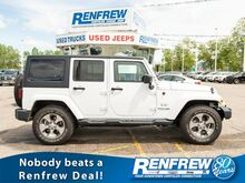 2018_Jeep_Wrangler JK Unlimited_Sahara 4x4, Remote Start, Navigation, Heated Leather_ Calgary AB