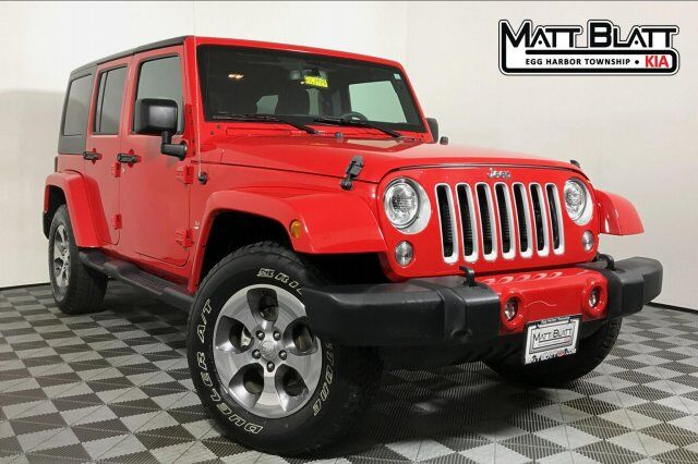 2018 Jeep Wrangler JK Unlimited Sahara Egg Harbor Township NJ