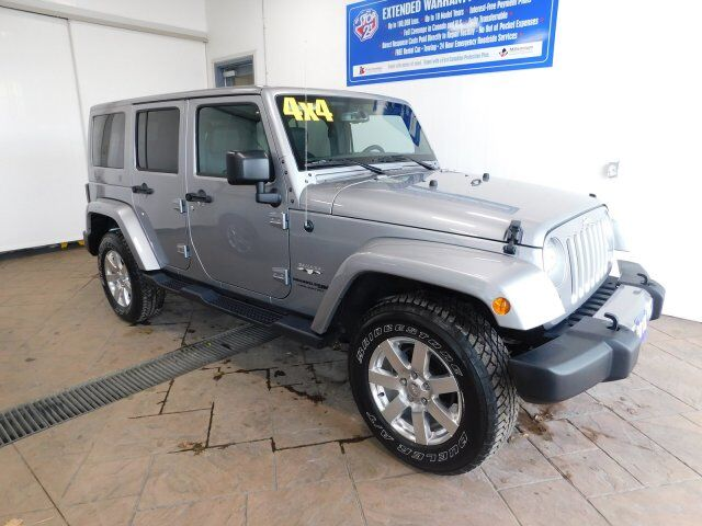 2018 Jeep Wrangler JK Unlimited Sahara LEATHER Listowel ON