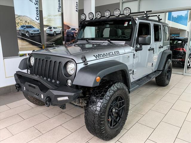 2018 Jeep Wrangler JK Unlimited Sport Brookfield WI