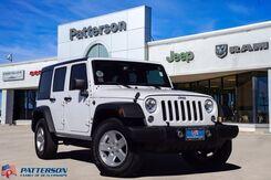 2018_Jeep_Wrangler JK Unlimited_Sport S_ Wichita Falls TX