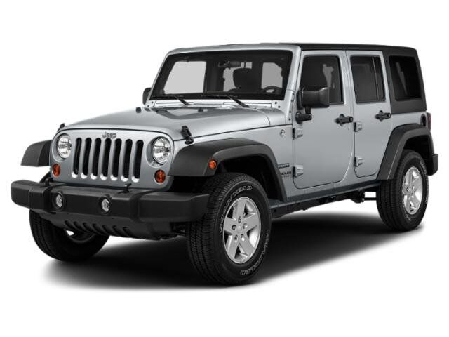 2018 Jeep Wrangler JK Unlimited Sport S Raleigh NC