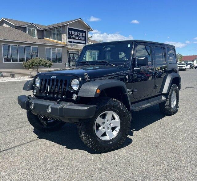 2018 Jeep Wrangler JK Unlimited Sport Yakima WA