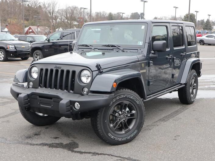 2018 Jeep Wrangler JK Unlimited Unlimited Freedom Edition Pottsville PA