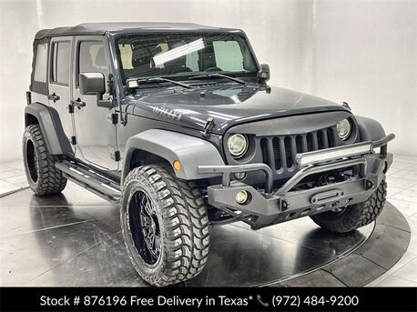 2018_Jeep_Wrangler JK_Unlimited Willys Wheeler_ Plano TX