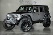 2018 Jeep Wrangler JL Unlimited Custom Paint Nationwide Finance Delivery