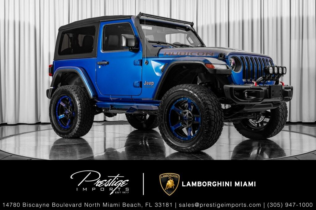 2018_Jeep_Wrangler_Rubicon_ North Miami Beach FL