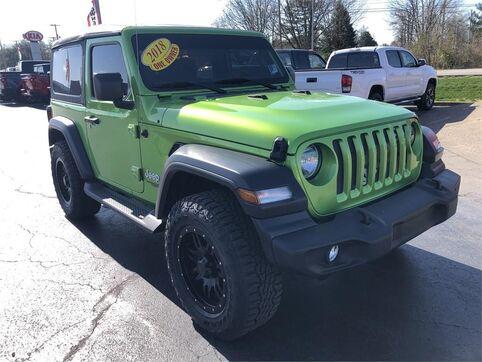 2018_Jeep_Wrangler_SPORT S 4X4_ Evansville IN
