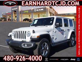 2018_Jeep_Wrangler_Sahara_ Phoenix AZ