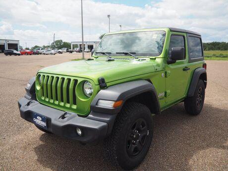 2018 Jeep Wrangler Sport McAllen TX