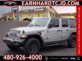 2018_Jeep_Wrangler_Sport_ Phoenix AZ