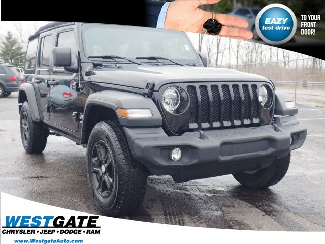 2018 Jeep Wrangler Sport Plainfield IN