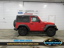 2018_Jeep_Wrangler_Sport_ Watertown SD