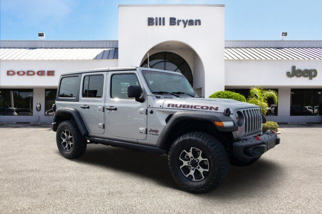 2018 Jeep Wrangler Unlimited 4DR Leesburg FL