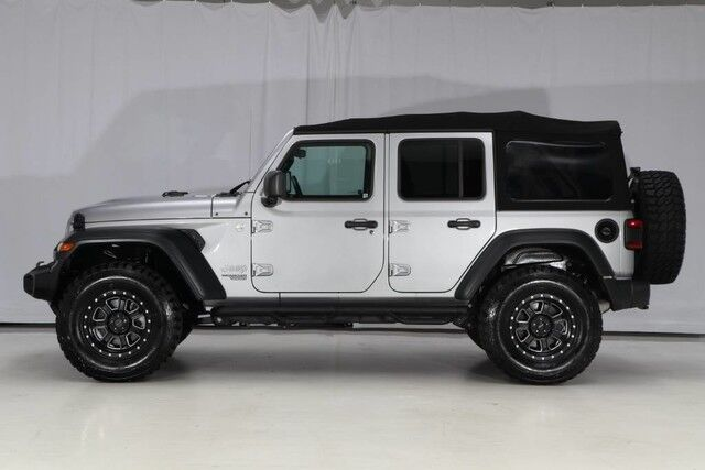 2018 Jeep Wrangler Unlimited 4WD Sport JL West Chester PA