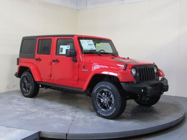 2018 Jeep Wrangler Unlimited Freedom Edition Mansfield OH