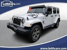 2018_Jeep_Wrangler Unlimited JK_Altitude 4x4_ Cary NC