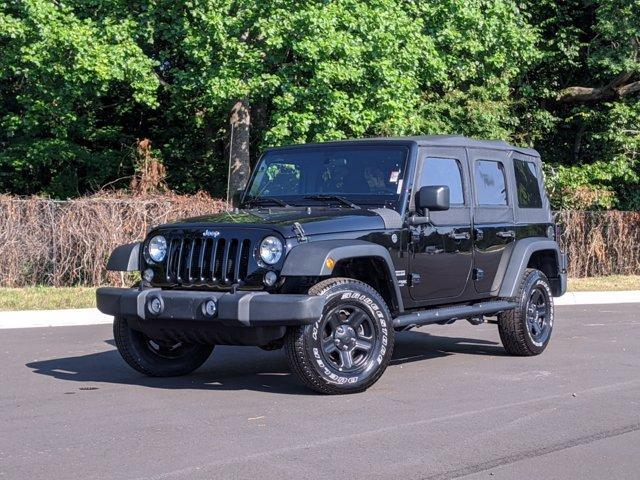 2018 Jeep Wrangler Unlimited JK Sport 4x4 Raleigh NC