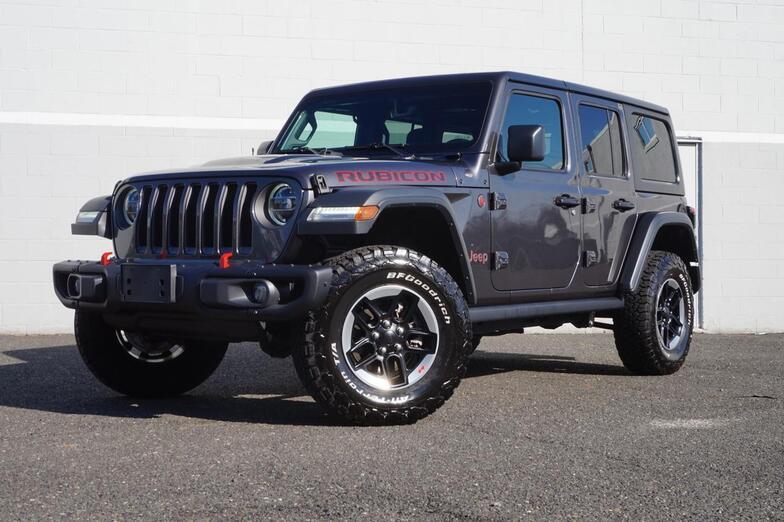2018 Jeep Wrangler Unlimited Rubicon  Lodi NJ