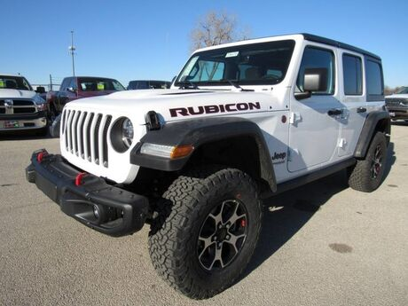 2018 Jeep Wrangler Unlimited Rubicon Wichita Falls TX