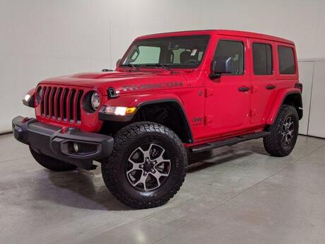 2018 Jeep Wrangler Unlimited Rubicon 4x4 Cary NC