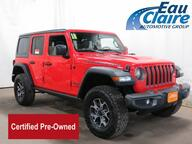 2018 Jeep Wrangler Unlimited Rubicon 4x4 Eau Claire WI