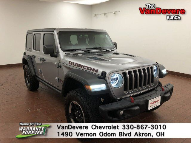 2018 Jeep Wrangler Unlimited Rubicon Akron OH