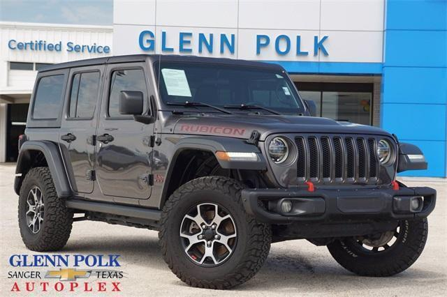 2018 Jeep Wrangler Unlimited Rubicon Sanger TX