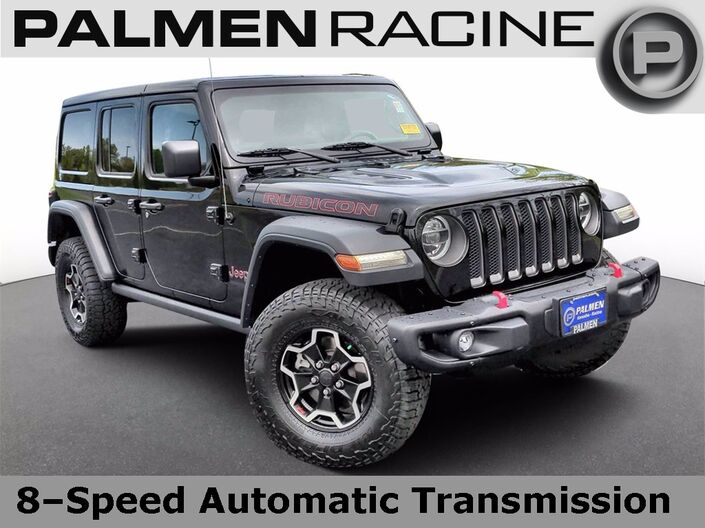 2018 Jeep Wrangler Unlimited Rubicon Racine WI