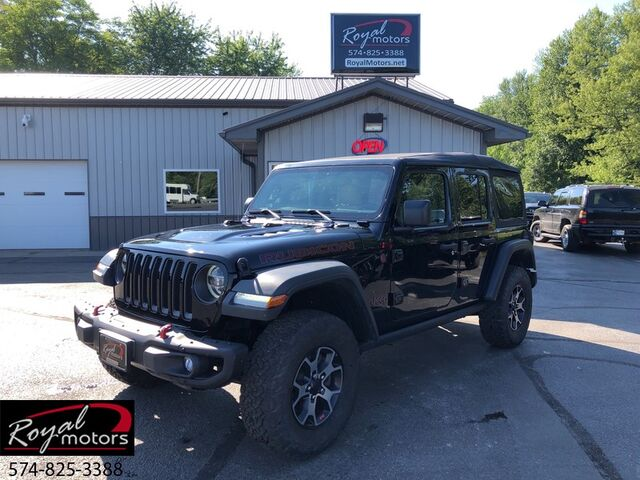 2018 Jeep Wrangler Unlimited Rubicon Middlebury IN