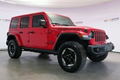 2018_Jeep_Wrangler Unlimited_Rubicon Navigation,Heated Seats,Bluetooth,Warranty_ Houston TX