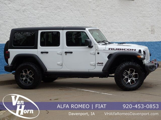 2018 Jeep Wrangler Unlimited Rubicon Plymouth WI