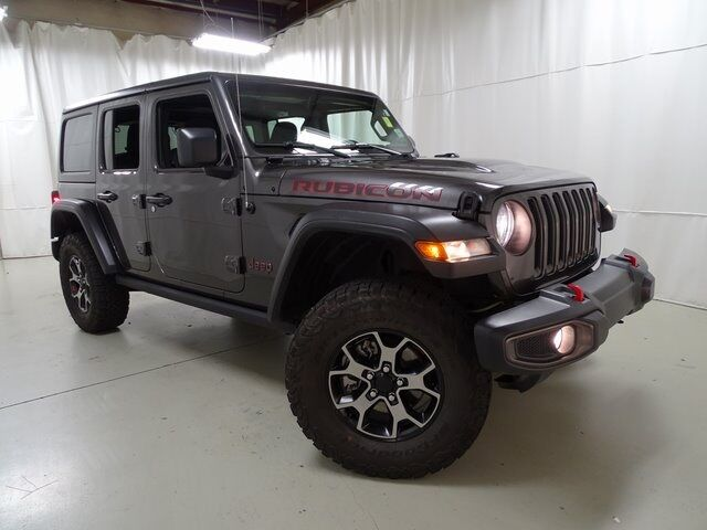 2018 Jeep Wrangler Unlimited Rubicon Raleigh NC