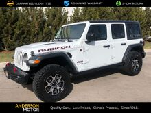 2018_Jeep_Wrangler_Unlimited Rubicon_ Salt Lake City UT