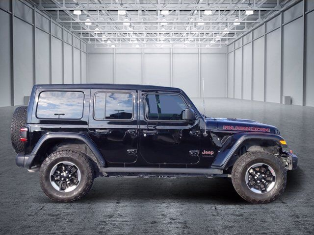 2018 Jeep Wrangler Unlimited Rubicon New Braunfels TX