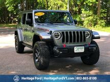 2018 Jeep Wrangler Unlimited Rubicon South Burlington VT
