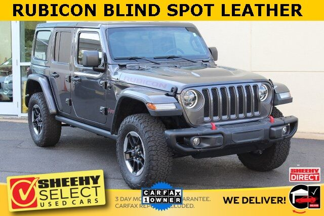 2018 Jeep Wrangler Unlimited Rubicon Vienna VA