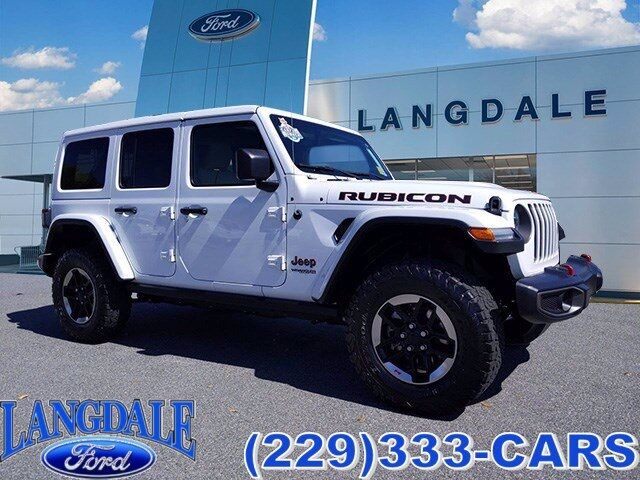 2018 Jeep Wrangler Unlimited Rubicon Valdosta GA