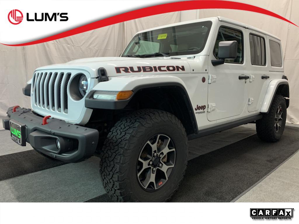 2018 Jeep Wrangler Unlimited Rubicon Warrenton OR