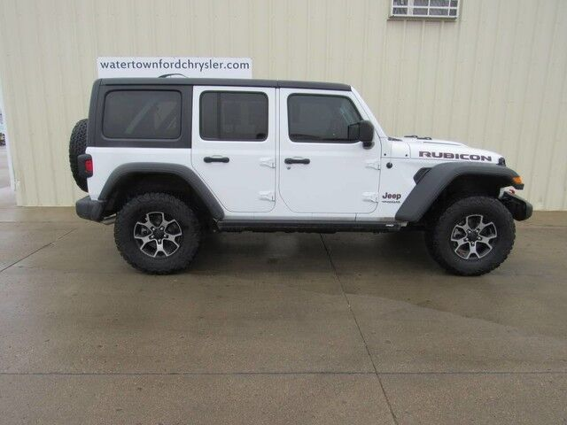 2018 Jeep Wrangler Unlimited Rubicon Watertown SD