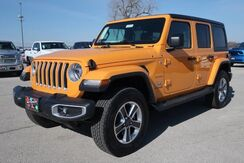 2018_Jeep_Wrangler Unlimited_Sahara_ Wichita Falls TX