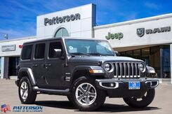 2018_Jeep_Wrangler Unlimited_Sahara_ Wichita Falls TX